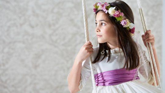 Como limpiar vestido de comunión